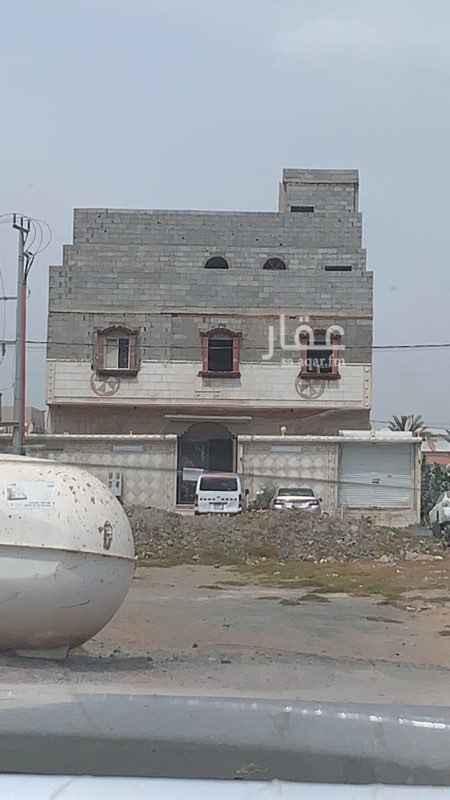 عمارة للبيع في حي القرينية ، جدة