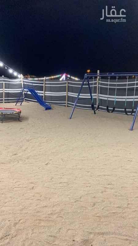 مخيم للإيجار في مخيم النقاهه ، حي الفروسية ، جدة ، جدة