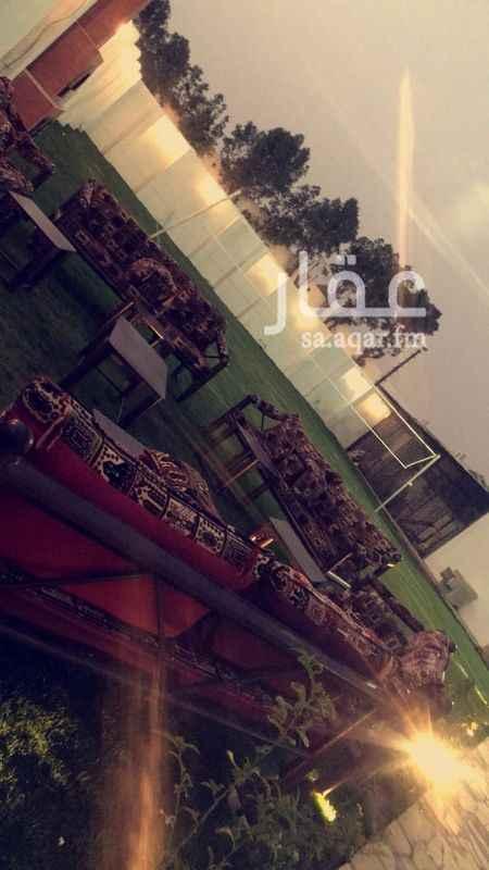 استراحة للإيجار في شارع ريحانه بنت زيد ، حي العارض ، الرياض