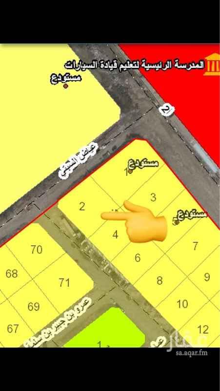 أرض للبيع في شارع عمر بن الخطاب ، حي النور ، الدمام ، الدمام