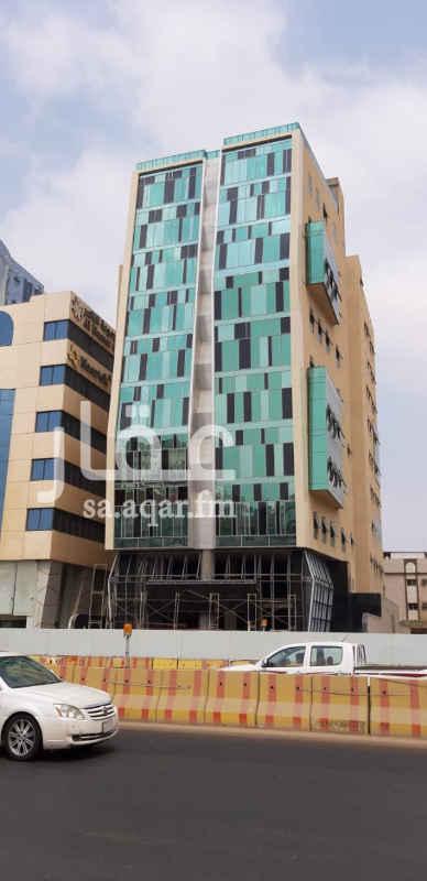 مكتب تجاري للإيجار في شارع السموئل ، حي الفيصلية ، جدة