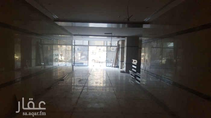 مكتب تجاري للإيجار في شارع معاويه بن يسار ، حي الفيصلية ، جدة