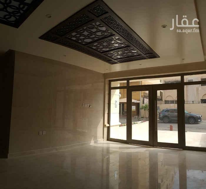 شقة للإيجار في شارع قيس بن نشبه ، حي الزهراء ، جدة ، جدة