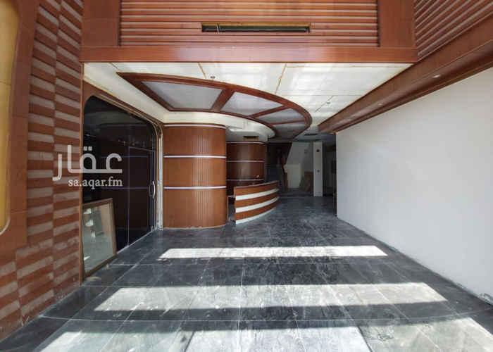 مكتب تجاري للإيجار في شارع الامير محمد بن عبدالعزيز ، حي الصفا ، جدة ، جدة