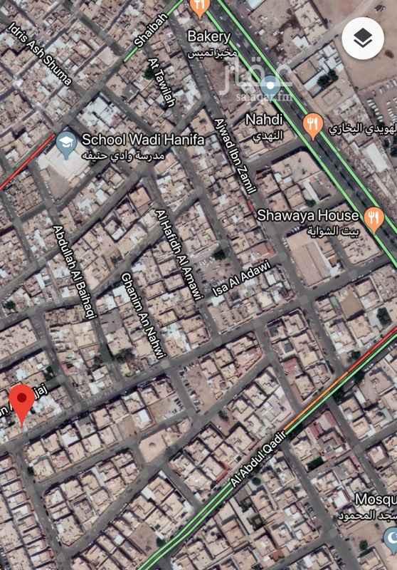 عمارة للبيع في شارع محمد بن سليمان الحمدان ، حي سلطانة ، الرياض