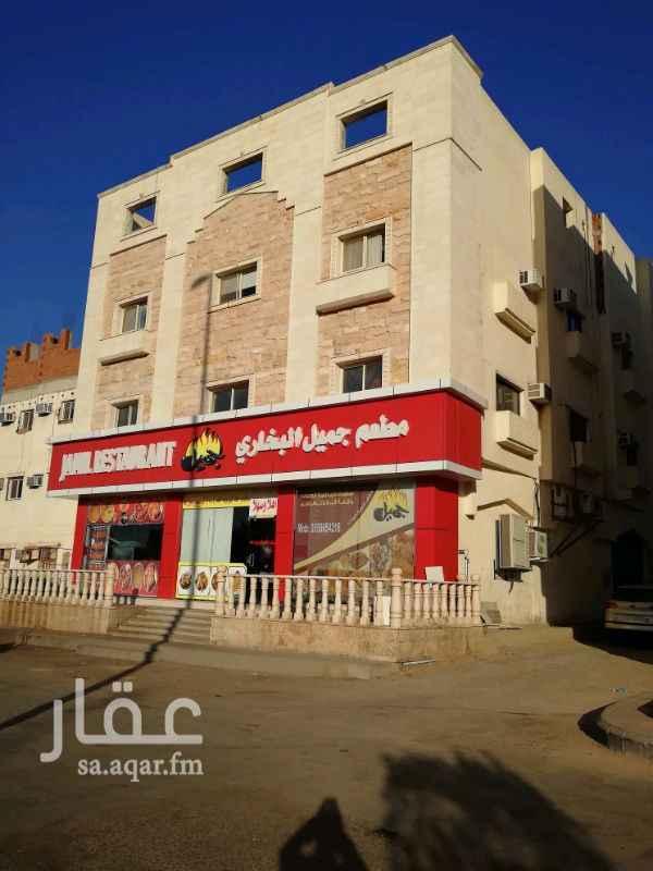 عمارة للإيجار في شارع ابي ذر الغفاري ، حي بني حارثة ، المدينة المنورة