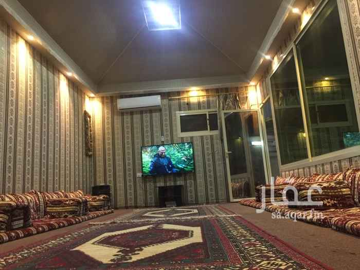 استراحة للإيجار في شارع سيف الدين الخطيب ، حي المهدية ، الرياض ، الرياض