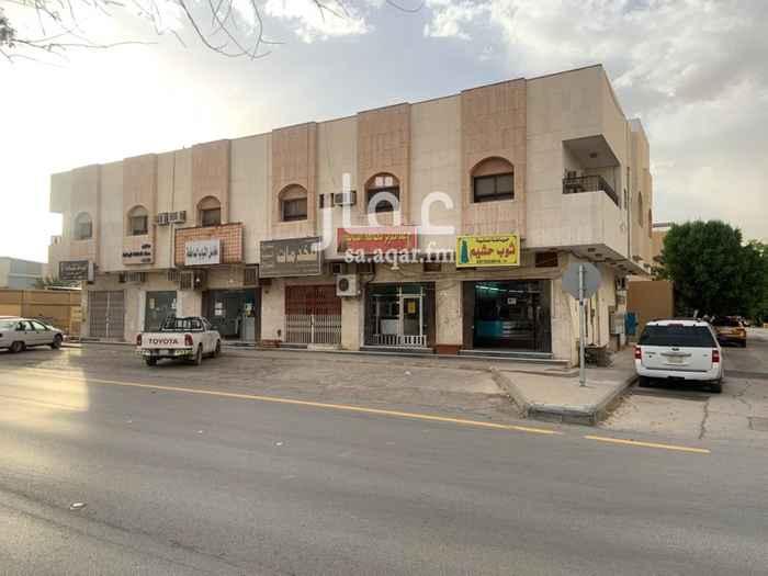 عمارة للبيع في شارع أبي ذر الغفاري ، حي الربوة ، الرياض ، الرياض