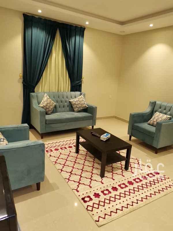 شقة مفروشة في حي ، الطريق الدائري الغربي ، حي ظهرة لبن ، الرياض ، الرياض