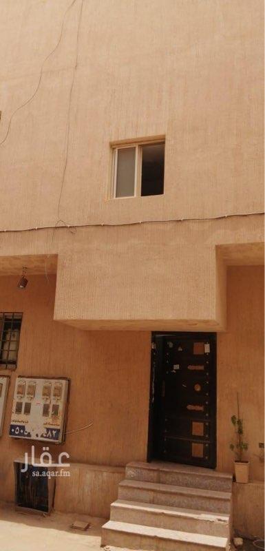 شقة للإيجار في شارع ابراهيم بن صدقة ، حي ثليم ، الرياض ، الرياض