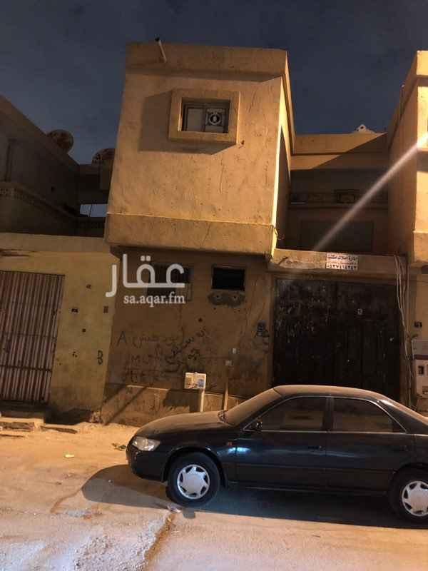 بيت للإيجار في شارع سويد بن زيد ، حي الجرادية ، الرياض