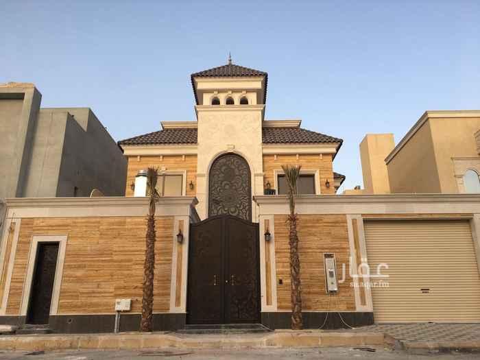 فيلا للبيع في شارع اوس بن عوف ، حي العقيق ، الرياض ، الرياض