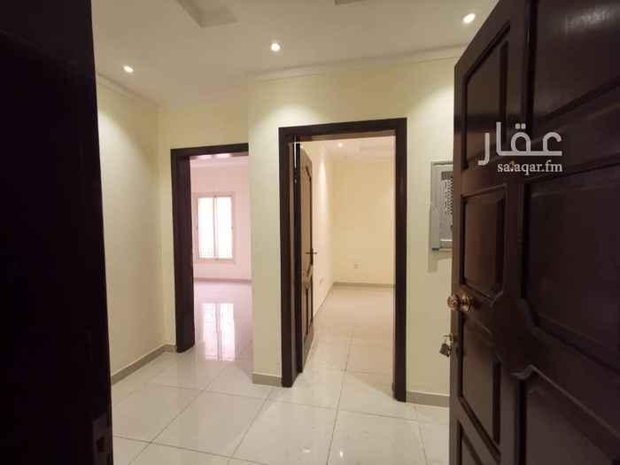 شقة للإيجار في شارع جعفر بن عفان ، حي المروة ، جدة