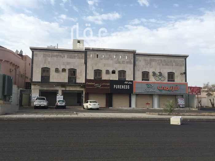 محل للإيجار في شارع الامير مقرن بن عبدالعزيز ، حي المبعوث ، المدينة المنورة