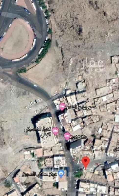 أرض للبيع في شارع انفاق كدي أجياد ، حي كدي ، مكة ، مكة المكرمة