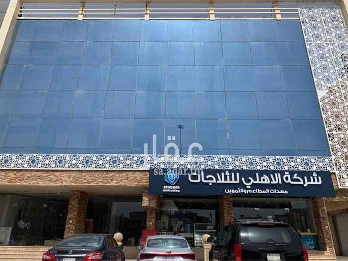 محل للبيع في شارع اوس بن خزام رضى الله عنه ، حي حثم ، المدينة المنورة ، المدينة المنورة