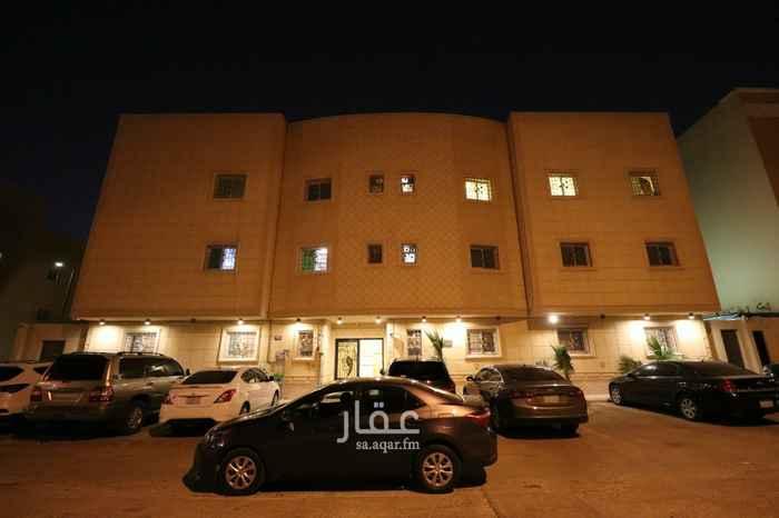 شقة للإيجار في شارع ابن الطلاء ، حي الاندلس ، الرياض ، الرياض