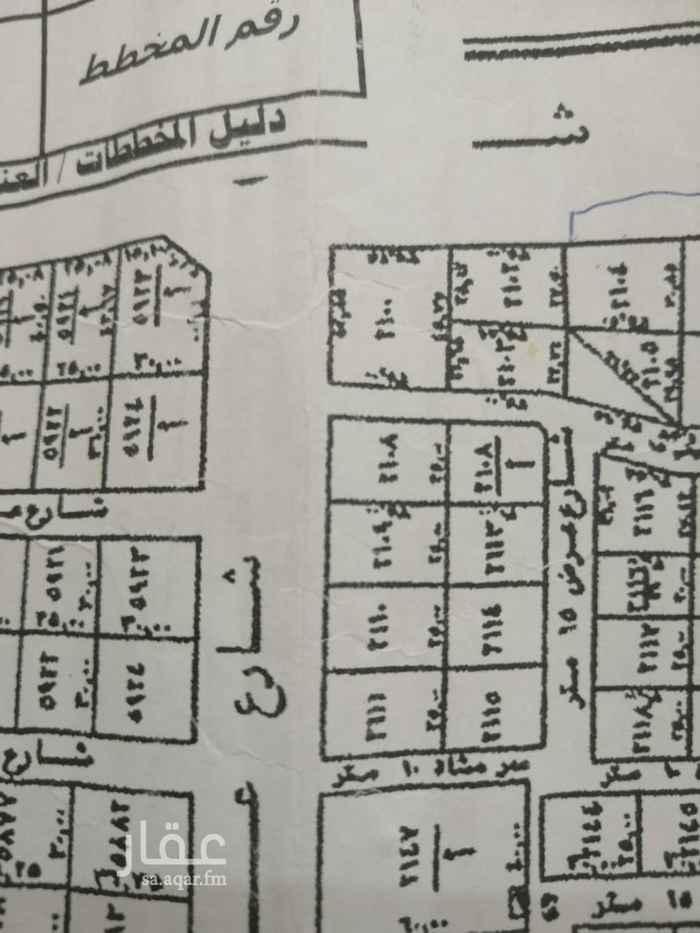 أرض للبيع في شارع السلامه ، الرياض ، الرياض