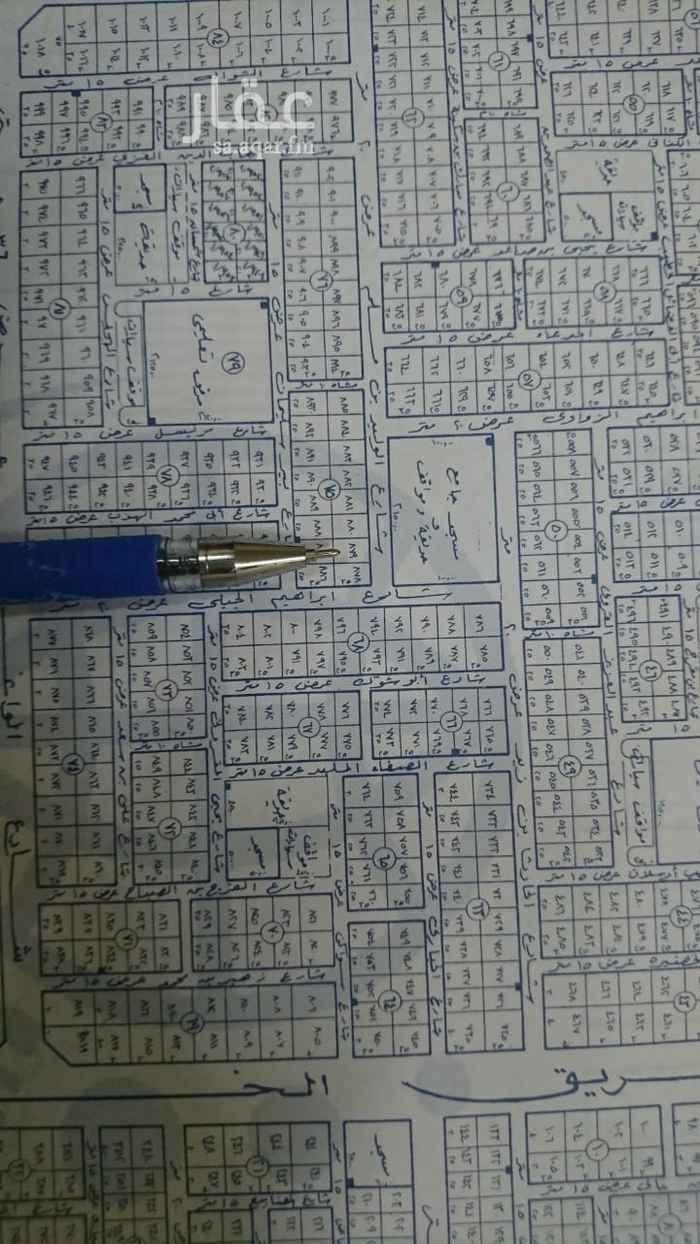 أرض للبيع في شارع عسلية ، حي حطين ، الرياض ، الرياض