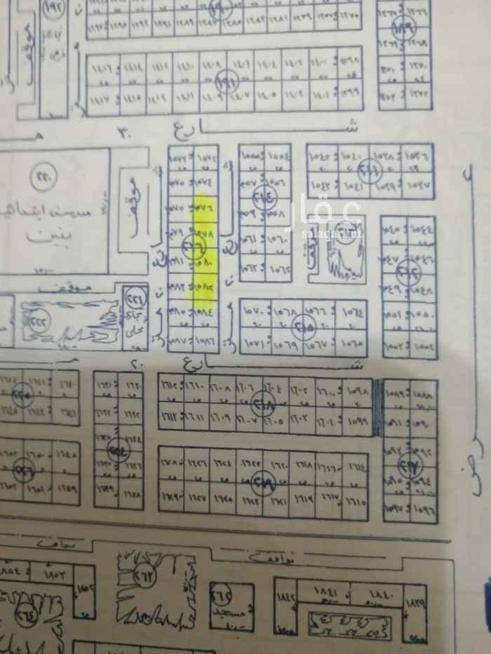 أرض للبيع في شارع بكر بن حبيب السهمي ، حي القيروان ، الرياض ، الرياض