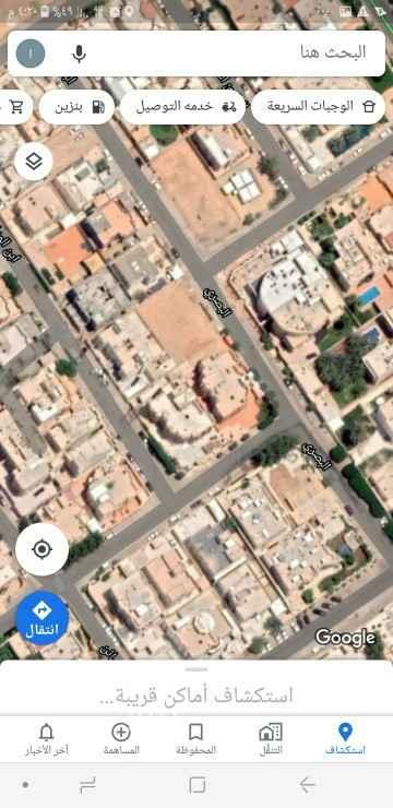 أرض للبيع في شارع منصور الفراوي ، حي الريان ، الرياض ، الرياض