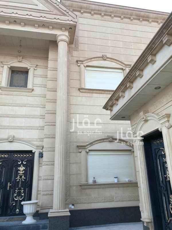 فيلا للبيع في شارع الحجل ، حي الحمراء ، الرياض ، الرياض