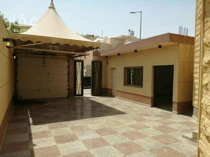 فيلا للإيجار في شارع رفحاء ، حي الصحافة ، الرياض ، الرياض