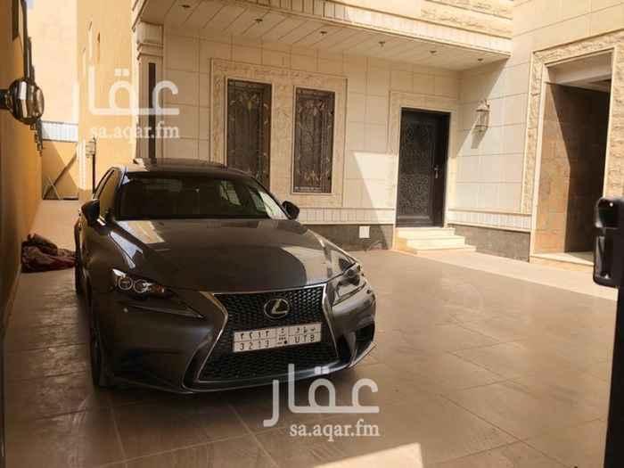 فيلا للبيع في شارع آل قباع ، حي عرقة ، الرياض ، الرياض