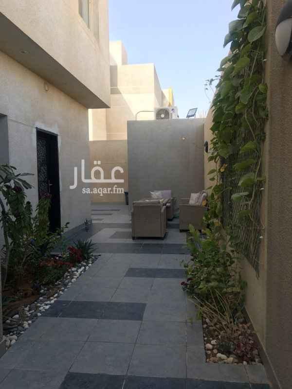 فيلا للإيجار في شارع محمد عثمان القاضي ، حي العارض ، الرياض