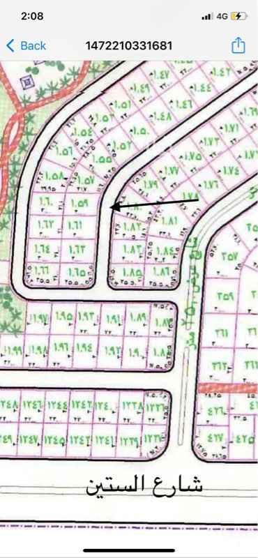 أرض للبيع في طريق الملك فهد بن عبدالعزيز ، القنفذة ، القنفذة