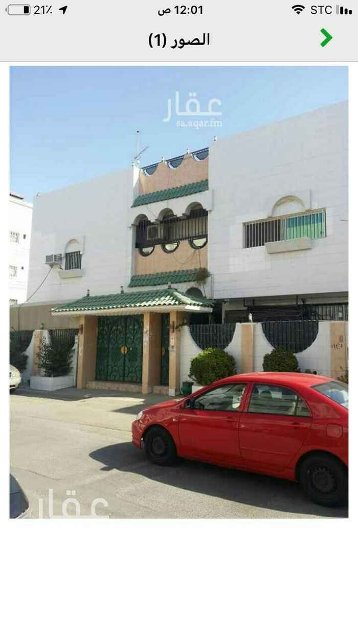 فيلا للبيع في شارع رضا النجفي ، حي الصفا ، جدة ، جدة