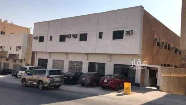 عمارة للبيع في شارع عمر بن ربيعان ، حي النسيم الغربي ، الرياض