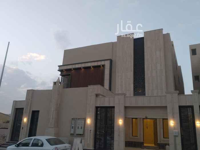 فيلا للبيع في حي ، شارع ثعلبه بن سعد الخزرجي ، حي العارض ، الرياض