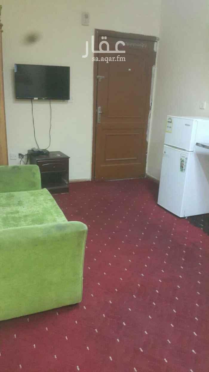 غرفة للإيجار في شارع ابو الحسن الرافعي ، حي الهنداوية ، جدة
