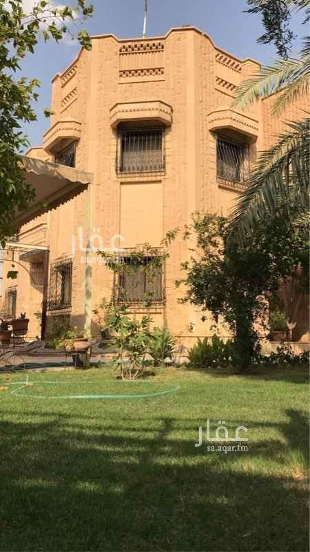 فيلا للبيع في شارع شمس الدين بن عبدالملك ، حي النهضة ، الرياض ، الرياض