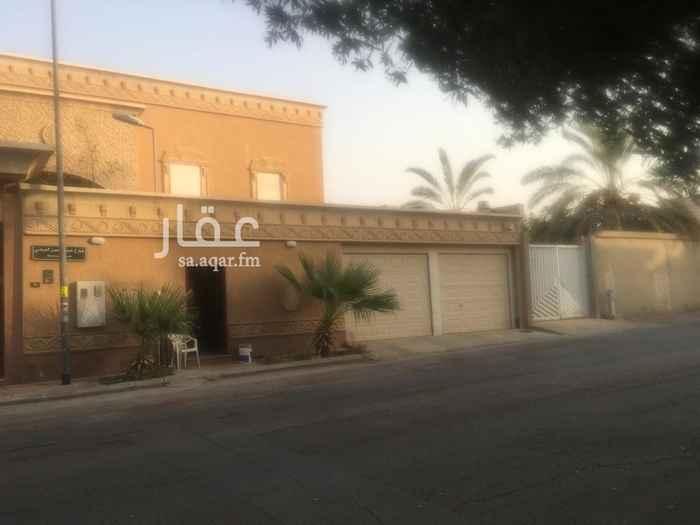 فيلا للبيع في شارع أبي الحسن المرادي ، حي الربوة ، الرياض ، الرياض