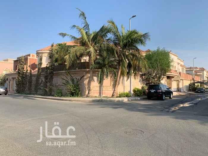 فيلا للإيجار في شارع عبدالله بن جحش ، حي البساتين ، جدة