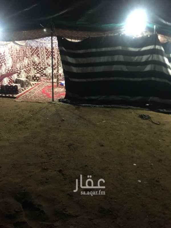 مخيم للإيجار في شارع عبدالله بن ادريس ، الرياض ، الرياض