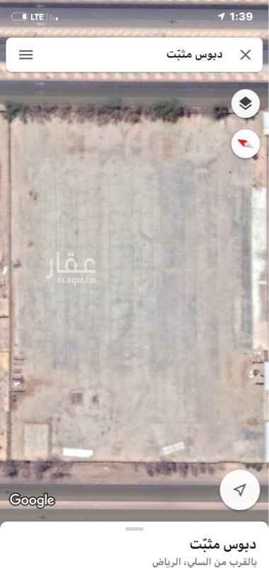 أرض للإيجار في طريق ابو عبيدة عامر بن الجراح ، حي السلي ، الرياض