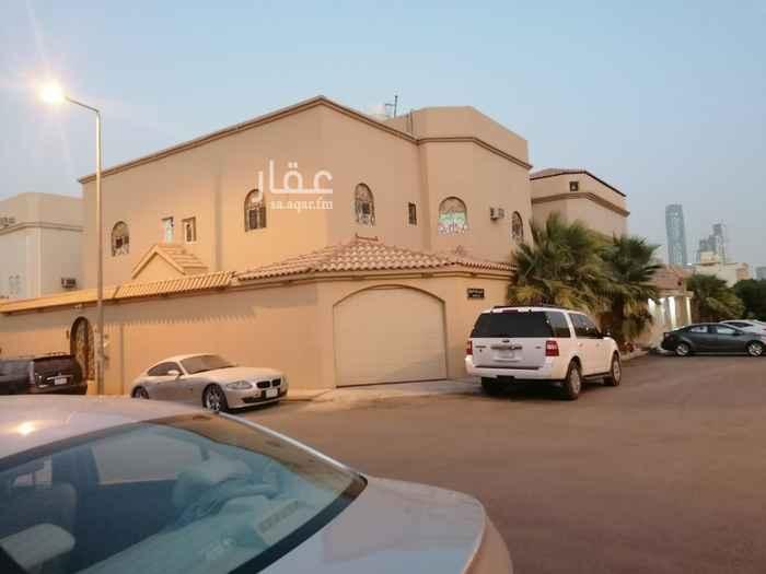 فيلا للبيع في شارع مثنية ، حي العقيق ، الرياض ، الرياض