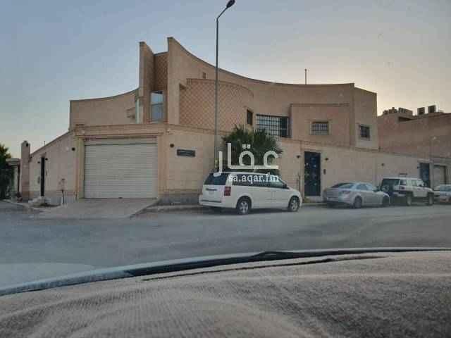 فيلا للبيع في شارع الشباب ، حي الحمراء ، الرياض