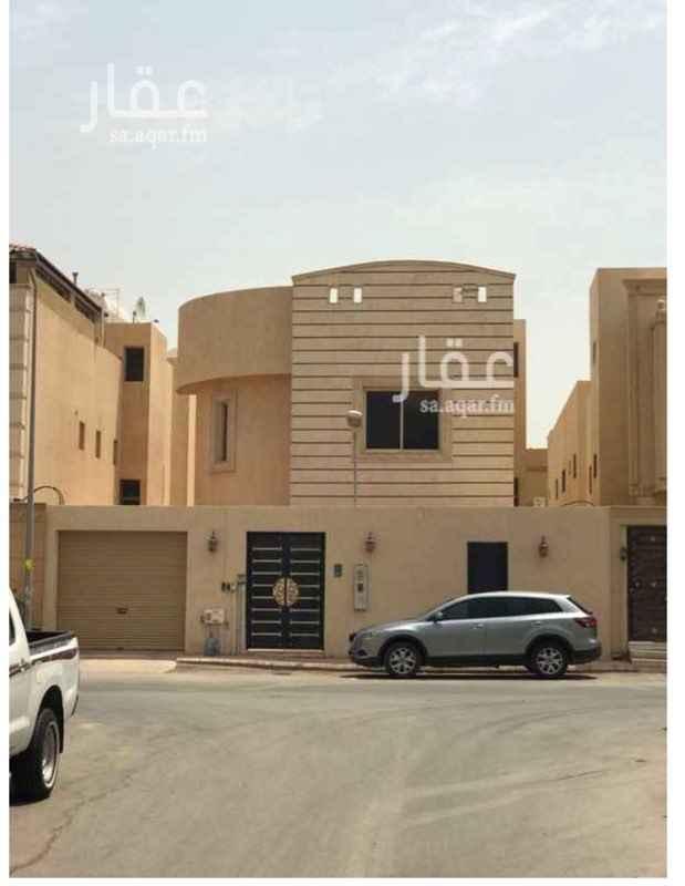 فيلا للبيع في شارع الوصلة ، حي الصحافة ، الرياض ، الرياض