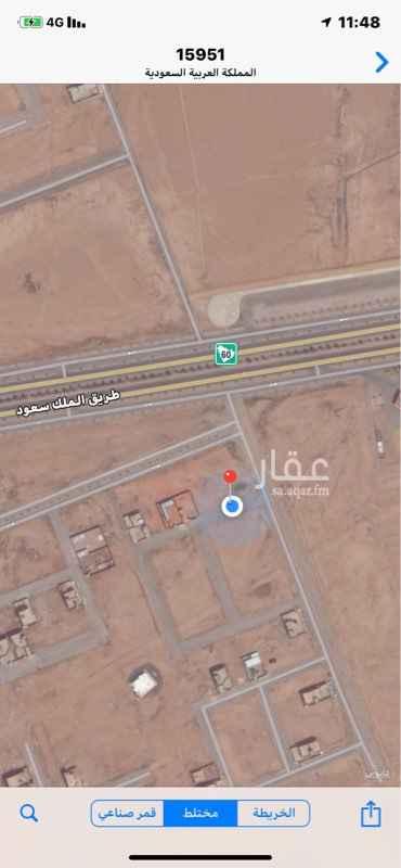 أرض للبيع في طريق الملك فهد الفرعي ، الزلفي ، الزلفى