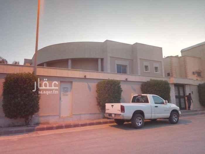 فيلا للبيع في شارع المحترمة ، حي العقيق ، الرياض