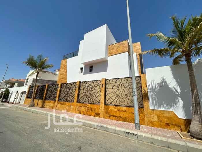 فيلا للإيجار في شارع محمد المرسي ، حي الشاطئ ، جدة ، جدة