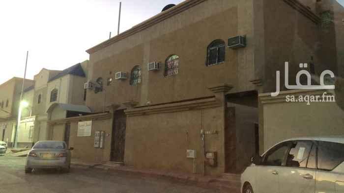 فيلا للبيع في شارع بريكة ، حي ظهرة لبن ، الرياض ، الرياض