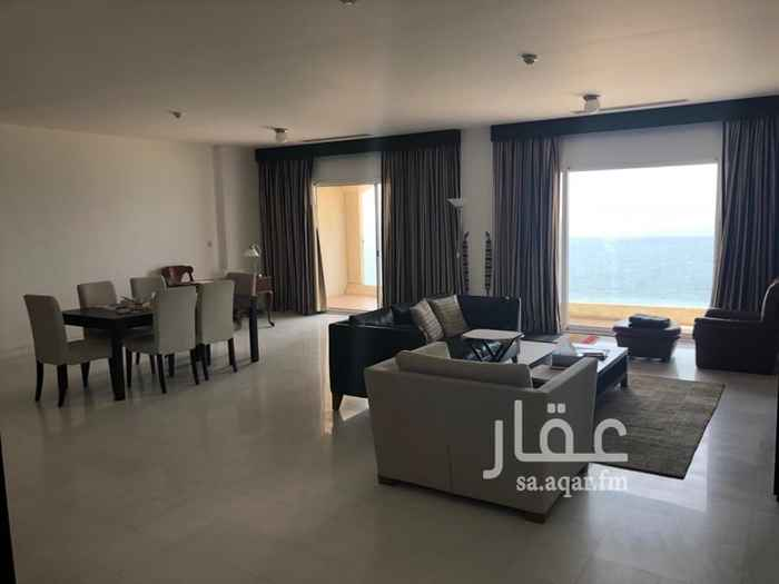 شقة للبيع في شارع ابراهيم بن عوانة ، حي الشاطئ ، جدة