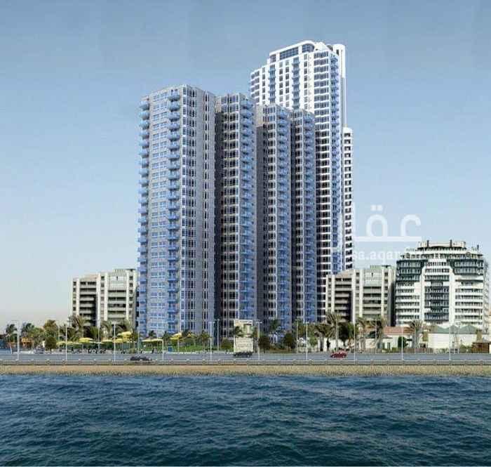 شقة للإيجار في شارع ابراهيم بن عوانة ، حي الشاطئ ، جدة
