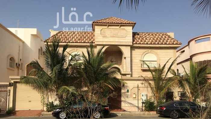 فيلا للبيع في شارع احمد بن خليل السبكي, حي المرجان, جدة