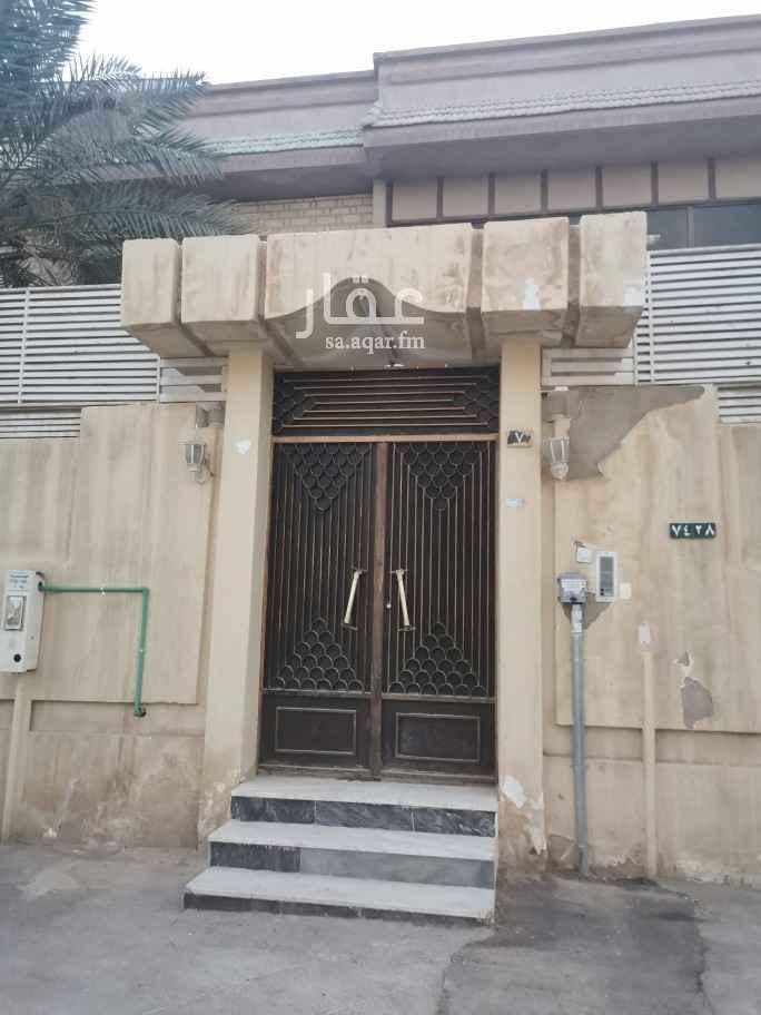 دور للإيجار في شارع يوسف بن عبدالمؤمن ، حي ظهرة البديعة ، الرياض ، الرياض